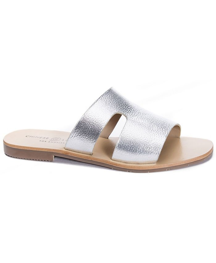 Chinese Laundry - Mannie Flat Slide Sandals