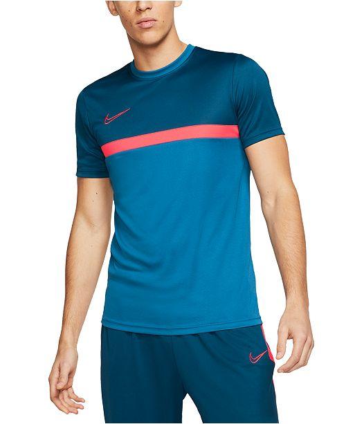 Nike Men's Dri-FIT Academy Pro Soccer Shirt & Reviews - T ...