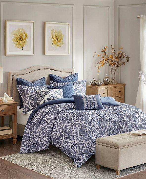 Madison Park Signature Maison 8-Piece Queen Comforter Set