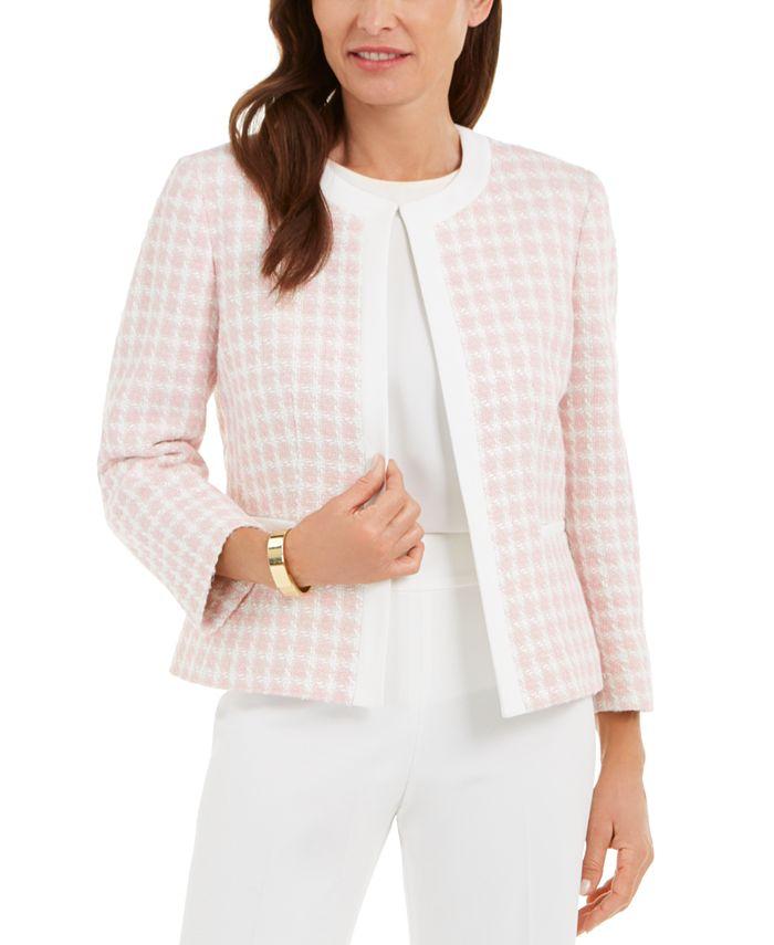 Kasper - Checkered Jacket