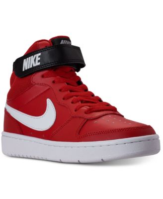 Nike Big Boys Court Borough Mid 2