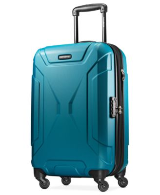 "Samsonite Spin Tech 21"" Carry On Hardside Spinner Suitcase"