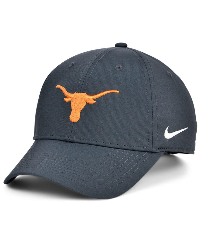 Nike Texas Longhorns Dri-Fit Adjustable Cap & Reviews - Sports Fan Shop By Lids - Men - Macy's