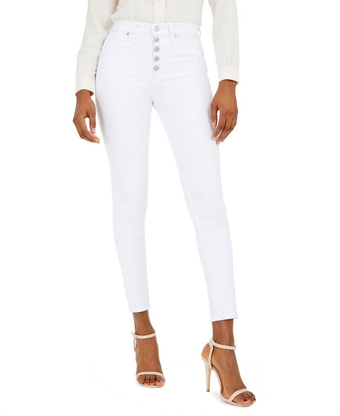 Hudson Jeans - Barbara High-Waist Super Skinny Jeans