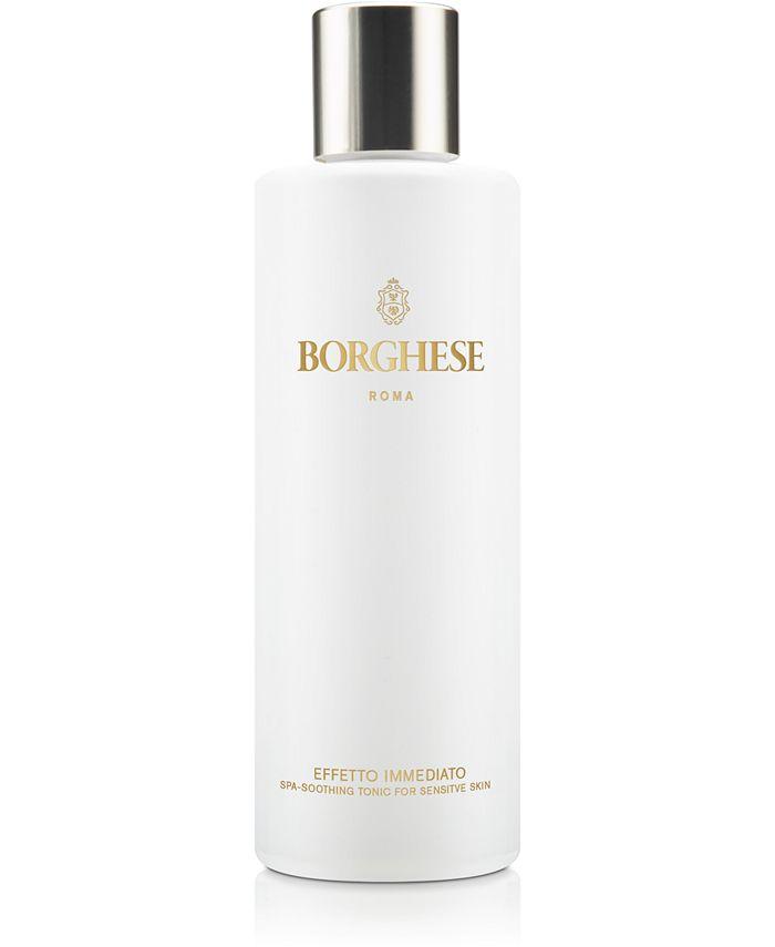 Borghese - Effetto Immediato Spa-Soothing Tonic, 8-oz.