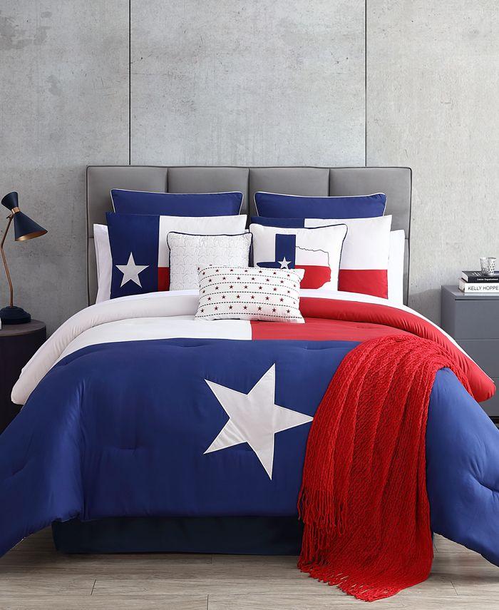 Hallmart Collectibles - Austin 14 PC  Comforter Set