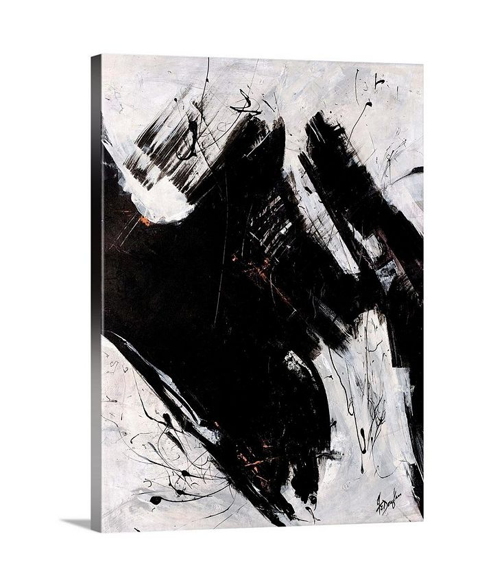 """GreatBigCanvas - 30 in. x 40 in. """"Staccato I"""" by  Farrell Douglass Canvas Wall Art"""