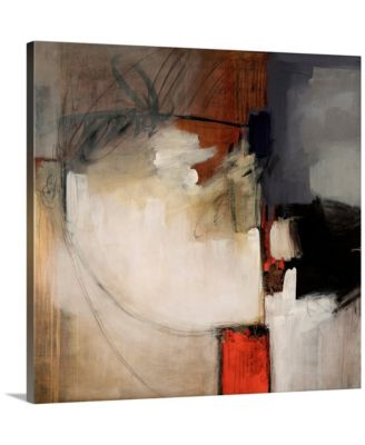 "16 in. x 16 in. ""Running like Crazy"" by  Kari Taylor Canvas Wall Art"