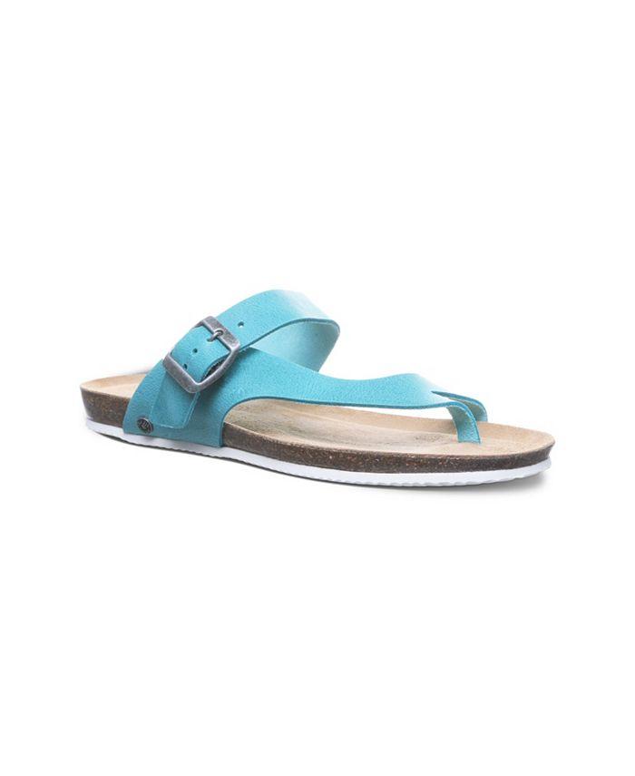 BEARPAW - Oceania Flat Sandals