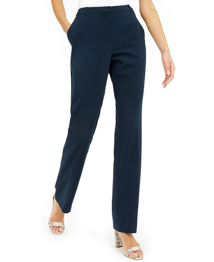 Alfani - Straight-Leg Pants
