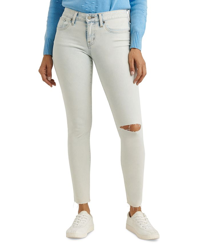Lucky Brand - Lolita Ripped Skinny Jeans