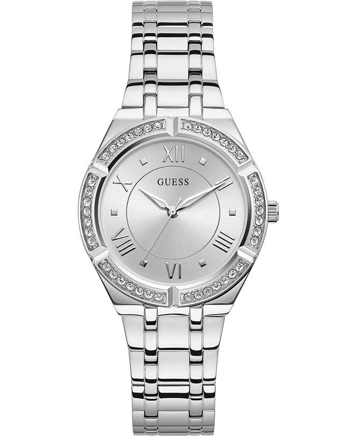 GUESS - Women's Stainless Steel Bracelet Watch 36mm
