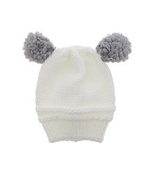 Snugabye Dream Baby Boys and Girls Knitted Hat with Ears