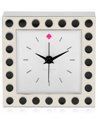 kate spade new york Clocks