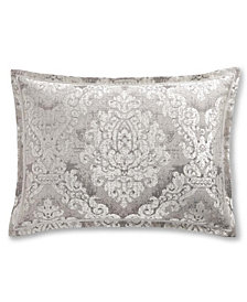 CLOSEOUT! Hotel Collection Classic Embossed Jacquard Standard Sham