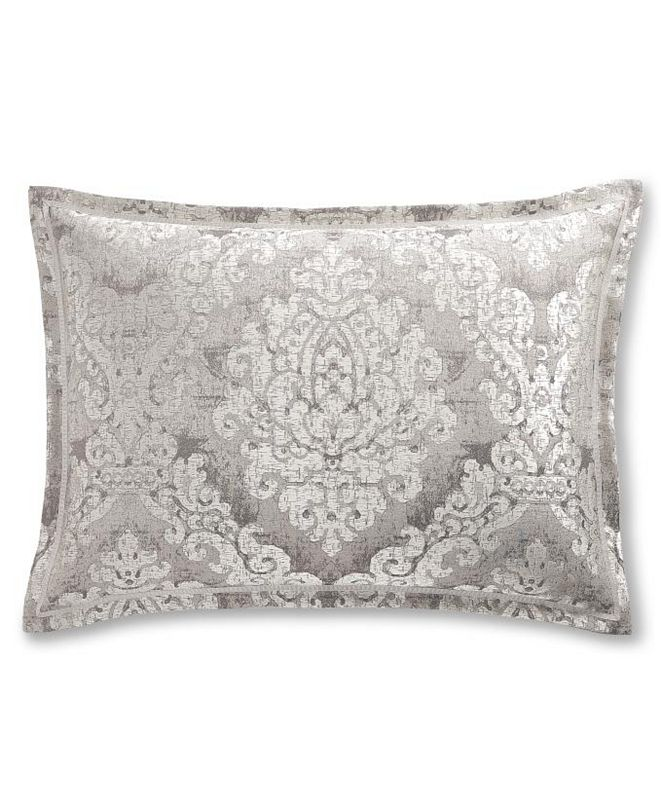 Hotel Collection CLOSEOUT! Classic Embossed Jacquard Standard Sham