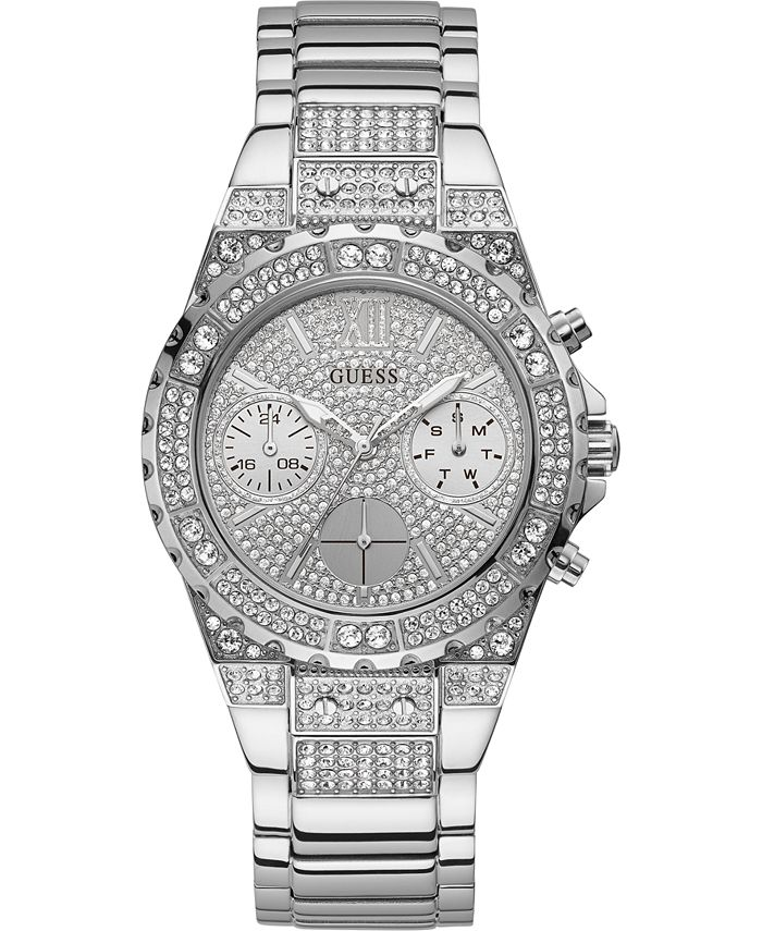 GUESS - Women's Stainless Steel Bracelet Watch 39mm