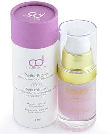 The Sunscreen Company Cyberderm Retin + Erase - 1% Active Retinoid Ester with Granactive Retinoid Cream, 0.5 Oz