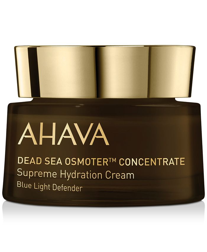 Ahava - Dead Sea Osmoter Concentrate Supreme Hydration Cream Blue Light Defender, 1.7-oz.