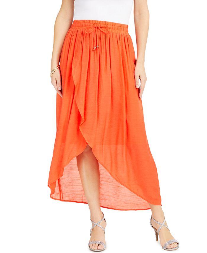 Thalia Sodi - Asymmetrical Midi Skirt, Created For Macy's