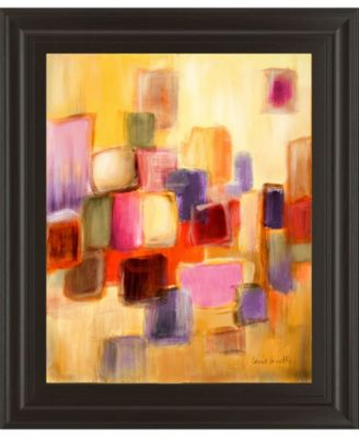 Sonata I by Lanie Loreth Framed Print Wall Art, 22