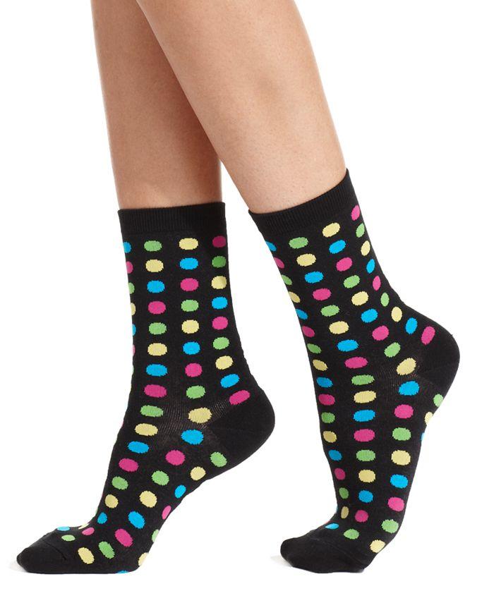 Hot Sox - Fun Dot Trouser Socks
