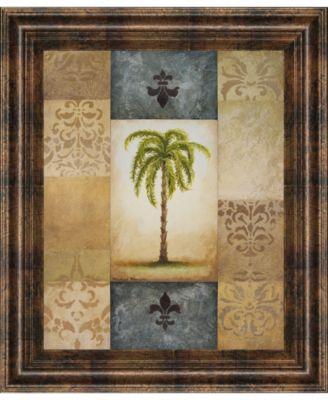 Fantasy Palm I by Michael Marcon Framed Print Wall Art, 22