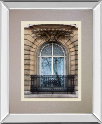 Rue De Paris III by Tony Koukos Mirror Framed Print Wall Art, 34