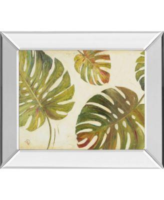 Organic II by Patricia Pinto Mirror Framed Print Wall Art, 22