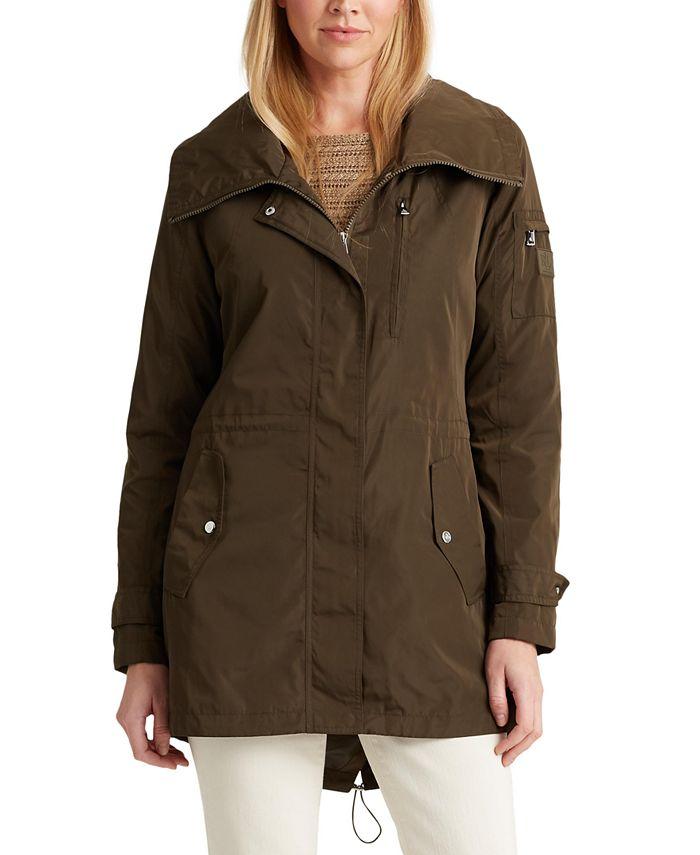 Lauren Ralph Lauren - Zip-Front Jacket