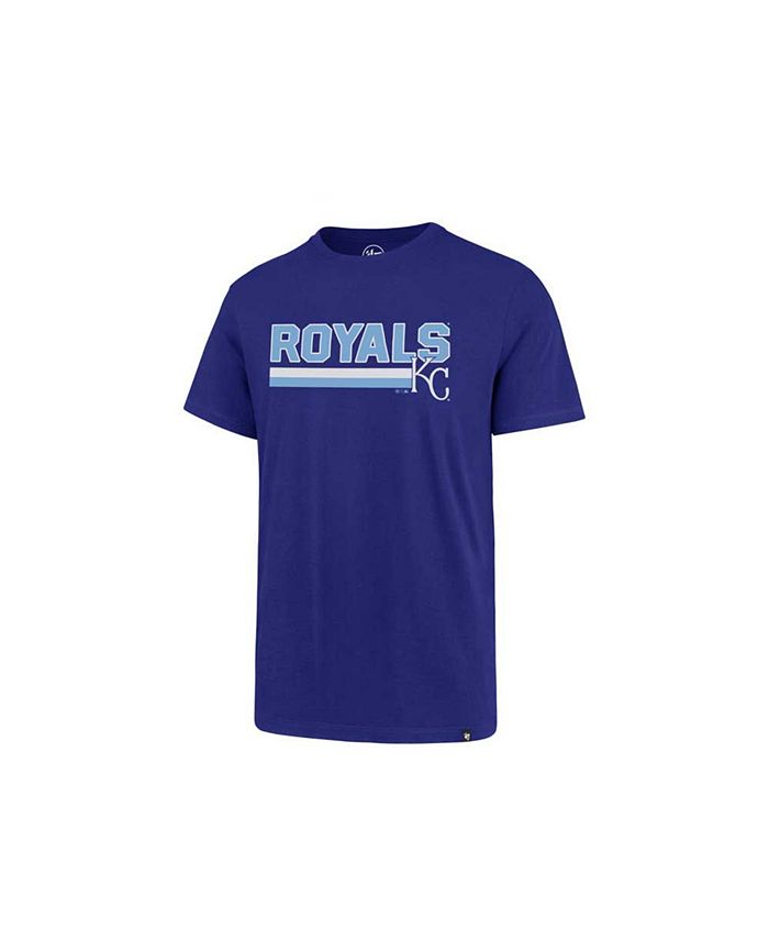 '47 Brand - Men's Kansas City Royals Line Drive T-Shirt