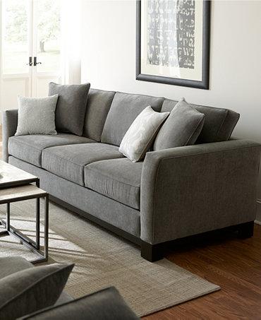 Kenton Fabric Sofa Living Room Furniture Collection