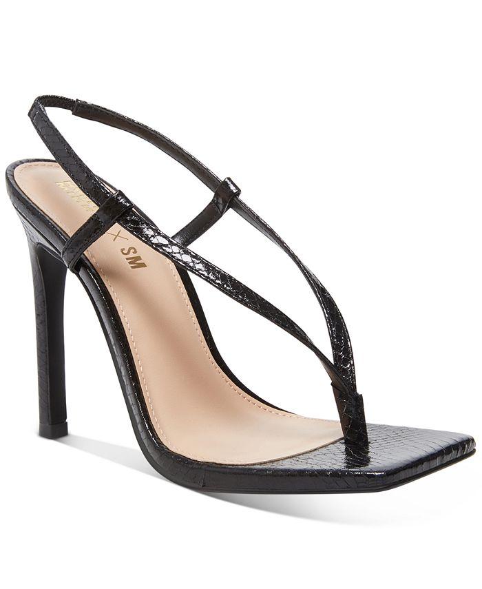 Steve Madden - Bashment Toe-Thong Sandals