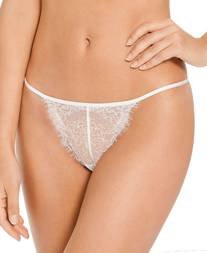 INC International Concepts - Women's Lace Strappy Thong 100082021