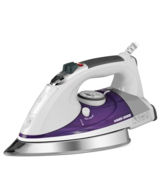 Black & Decker IRI350S Professional Steam Iron