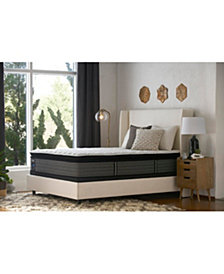 """Sealy Posturepedic Shore Drive LTD II 14"""" Cushion Firm Pillow Top Mattress Collection"""