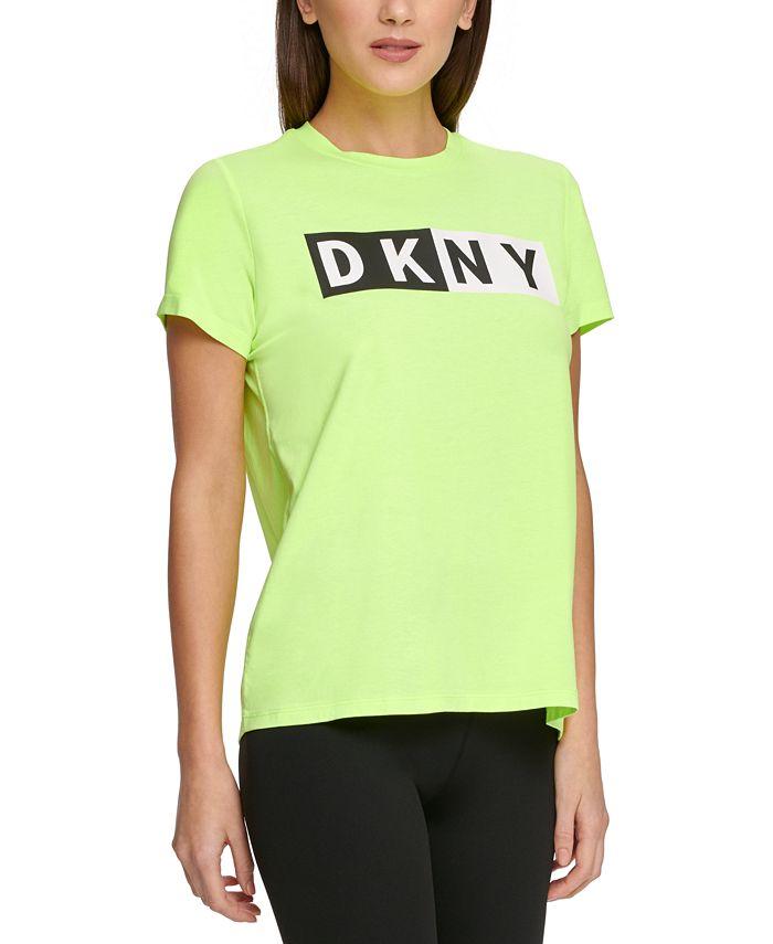 DKNY - Colorblocked-Logo T-Shirt