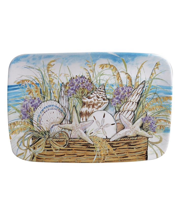 Tracy Porter - By the Sea Rectangular Platter