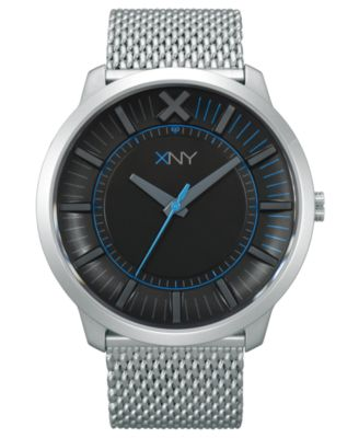 xny s chronograph expedition stainless