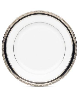 Noritake Austin Platinum Appetizer Plate