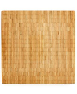 Martha Stewart Collection 14x14 End Grain Board