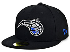 New Era Orlando Magic Men's All Around Fitted Cap