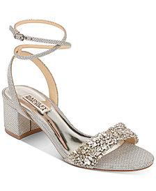 Badgley Mischka Jada Evening Sandals