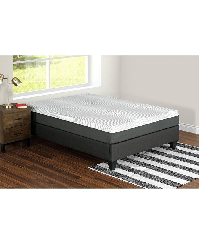 "Primo International - Primo Nara 10"" Hybrid Plush Mattress - Twin"