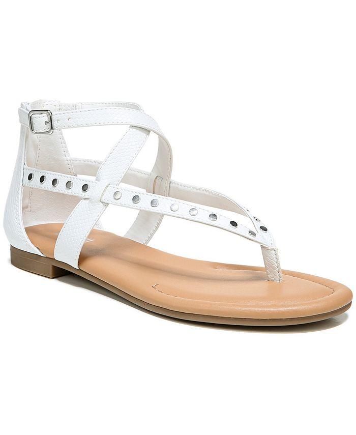 Bar III - Tayla Strappy Flat Sandals