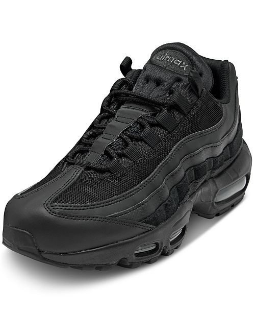 Nike Men's Air Max 95 Essential Casual Sneakers from Finish ...