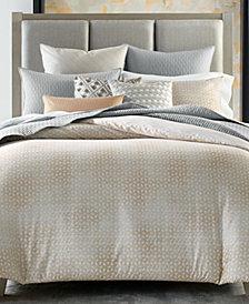 Hotel Collection  Bedford Geo Full/Queen Comforter