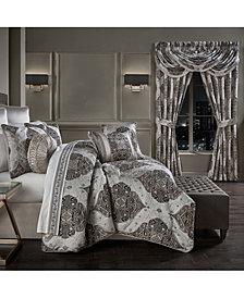J Queen New York Desiree  Queen 4 Piece Comforter Set