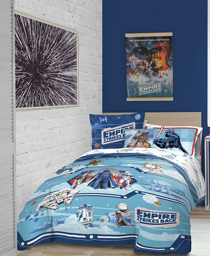 Star Wars - 'Empire 40th Anniversary' bed in a bag