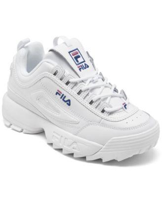 womens fila disruptor 2 premium athletic shoe
